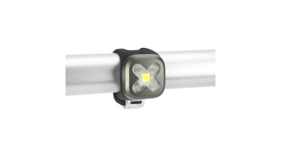 Knog Blinder 1 Frontlicht Cross weiße LED gunmetal